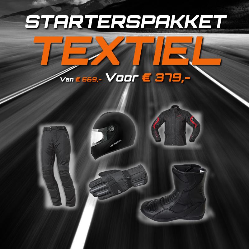 Starterspakket Textiel