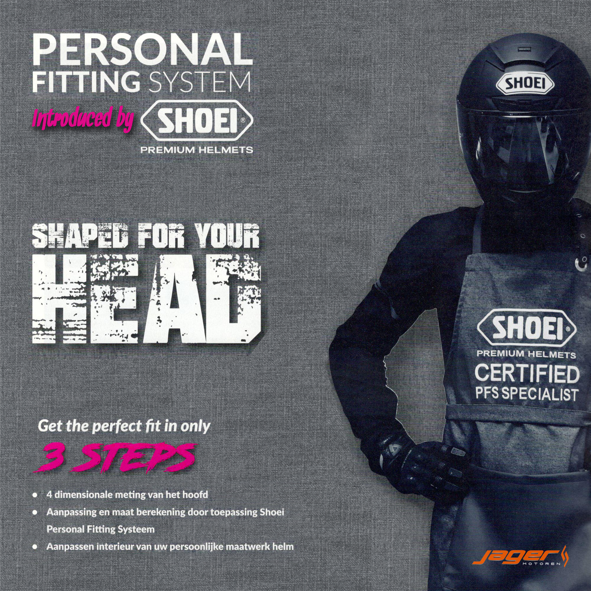 Personal Fitting System