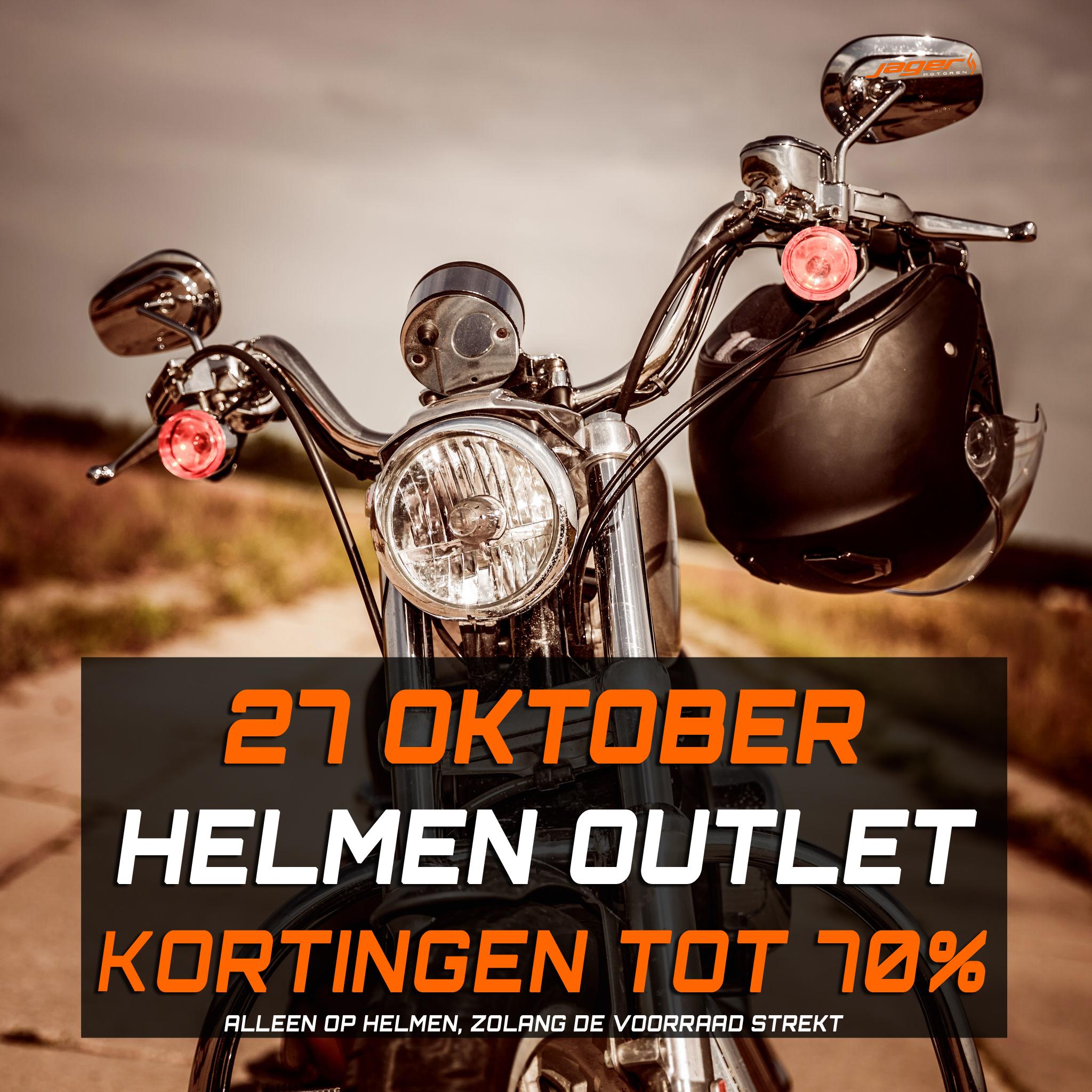 Helmen outlet