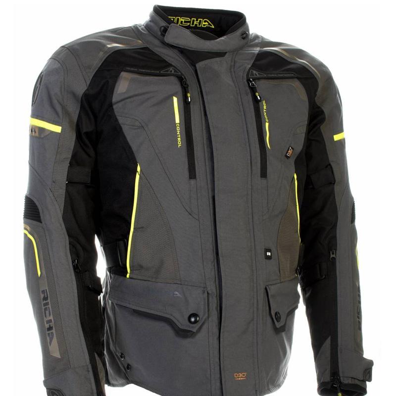 Infinty Jacket Richa grey
